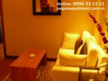 Serviced Apartments for rent in District 1 -  High-class serviced apartment 1 bedroom for rent in Lancaster building, District 1- 2300 USD