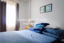 Serviced Apartments for rent in District 1 - Nice serviced apartment 01 bedroom separate living room for rent on Nguyen Binh Khiem street, District 1 - 45sqm - 550 USD