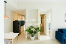 Apartment for rent in District 2 - Masteri Building - Apartment 02 bedrooms on 12th floor for rent on Ha Noi highway - District 2 - 73sqm - 950 USD