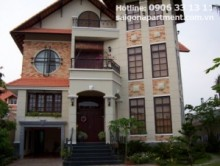 Villa for rent in District 2 -  Western style villa for rent in District 2
