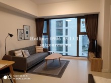 Apartment for rent in District 2 - Gateway Building - Apartment 01 bedroom fully furnished on 10th floor for rent on 02 Le Thuoc street, Thao Dien Ward, District 2 - 50sqm- 950 USD