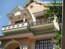 Villa for rent in District 2 -  Villa on Nguyen Van Huong Street, District 2