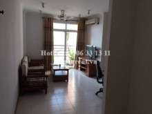 Apartment for rent in District 5 - Phuc Thinh Building - Apartment 02 bedrooms for rent on Cao Dat street, District 5 - 80sqm - 490 USD ( 11 Millions VND)