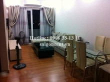 Apartment for rent in District 4 - Nice apartment 03 bedrooms for rent in Orient Building, Ben Van Don street, District 4: 800 USD