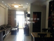 Apartment for rent in Tan Binh District - Apartment with balcony for rent in Au Co Tower, Tan Phu District, 100sqm: 650 USD