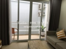 Serviced Apartments for rent in Binh Thanh District - Brand new and Nice serviced apartment 01 bedroom with balcony for rent on Nguyen Huu Canh street - Binh Thanh District - 55sqm - 750USD