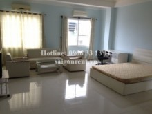 Serviced Apartments for rent in District 10 - Serviced studio apartment 01 bedroom for rent in Hoang Du Khuong street, District 10: 500$.