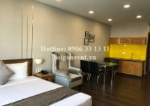 Serviced Apartments for rent in District 3 - Serviced studio apartment for rent on Huynh Tinh Cua street, District 3 - 34sqm - 760 USD