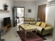 Serviced Apartments for rent in Binh Thanh District - Serviced apartment 01 bedroom on 4th floor for rent on Huynh Man Dat street, Binh Thanh District - 60sqm - 600 USD