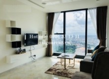 Apartment for rent in District 1 - Vinhomes Golden River Building - Apartment 01 bedroom on 35th floor for rent on Ton Duc Thang street, Center of District 1 - 50sqm - 1200 USD