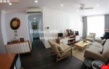 Apartment for rent in Phu Nhuan District - Luxury and Nice decorative apartment 03 bedrooms for rent in The Prince Residence Building on Nguyen Van Troi street, Phu Nhuan District - 109sqm - 1800USD