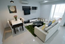 Serviced Apartments for rent in District 1 - Nice serviced apartment 01 bedroom, living room for rent in Pham Ngu Lao street, District 1- 55sqm- 1100 USD