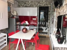 Serviced Apartments for rent in District 7 - Serviced studio apartment 01 bedroom with 25sqm for rent in Hung Phuoc 4 street, Center Phu My Hung area-District 7: 330 USD