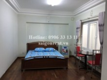 Serviced Apartments for rent in Binh Thanh District - Room for rent in D2 street, Dien Bien Phu area, Binh Thanh district - 300 USD