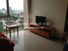 Apartment for rent in District 7 - Apartment 2 bedrooms for rent in Phu My building-district 7- 580USD