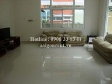 Villa for rent in District 7 - Villa 4bedrooms for rent in Phu My Hung, district 7. 2200$