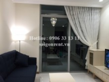 Vinhome Central Park - Apartment 02 bedrooms on 31th floor for rent on Nguyen Huu Canh street - Binh Thanh District - 89sqm - 1200 USD