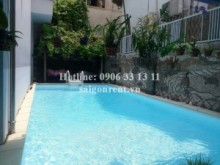 Villa for rent in District 2 - Thu Duc City - Nice villa 03 bedrooms with Swimming pool for rent in Xuan Thuy street, Thao Dien ward, District 2- 2500 USD