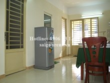 Serviced Apartments for rent in District 10 - Serviced apartment for rent in Ngo Gia Tu Building, Hoa Hao street, District 10: 500 USD/month