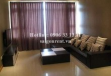 Apartment for rent in Binh Thanh District - Apartment for rent in Saigon Pearl building, Binh Thanh district - 1050$