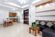 Serviced Apartments for rent in District 2 - Nice serviced apartment 02 bedrooms on 4th floor for rent on Nguyen Van Huong street - District 2 - 800 USD