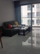 Apartment for rent in District 4 - The Gold View Building - Apartment 02 bedrooms on 10th floor for rent on Ben Van Don Street, District 4 - 80sqm - 900 USD