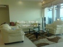 Apartment for rent in District 1 - Apartment with large balcony for rent in Sailing Tower, Pasteur street, District 1: 2500 USD