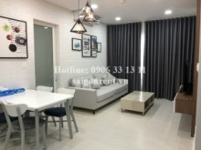 Apartment for rent in District 10 - Xi Grand Court building - Apartment 02 bedrooms on 21th floor for rent at 256 Ly Thuong Kiet street, District 10 - 70sqm - 1050 USD