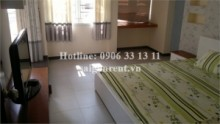 Serviced Apartments for rent in Binh Thanh District - Service apartment on Le Quang Dinh street, 01 bedroom, kitchen room for rent in  Binh Thanh district- 360$