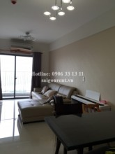 Apartment for rent in District 2 - Masteri Building - Apartment 03 bedrooms for rent on Ha Noi highway - District 2 - 90sqm - 1200USD