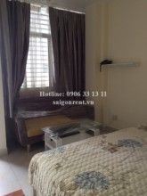 Serviced Apartments for rent in District 3 - Service apartment 01 bedroom with balcony for rent on Truong Quyen street, District 3 - 38sqm - 450 USD