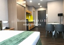 Serviced Apartments for rent in District 3 - Serviced studio apartment  for rent on Huynh Tinh Cua street,  District 3 - 27sqm - 610 USD