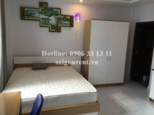 Serviced Apartments for rent in Phu Nhuan District - Brand new serviced apartment for rent on Le Van Sy street, close to District 3. 1 bedroom 400 USD