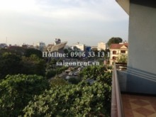 Serviced Apartments for rent in Tan Binh District - Serviced apartment 2bedrooms, 120 sqm with balcony  for rent close to Air Port, Tan Binh district-900$
