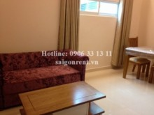 Serviced Apartments for rent in Binh Thanh District - Serviced apartment 01 bedroom, living room for rent in Binh Thanh, 650 USD/month