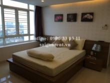 Apartment for rent in District 7 - Luxury douplex apartment for rent in Phu Hoang Anh Building, Nguyen Huu Tho street, District 7: 1200 USD