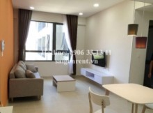 Apartment for rent in District 2  - Masteri Thao Dien Building - Apartment 01 bedroom on 19th floor for rent on Ha Noi highway - District 2 - 49sqm - 600 USD( 14 millions VND)
