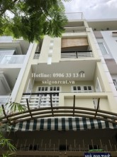 House for rent in District 7 - House unfurniture 03 bedrooms for rent on Nguyen Thi Thap street, District 7 - 200sqm -  1300 USD( 30 Millions VND)