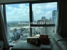Apartment for rent in District 1 - Vincom Center Building - Luxury apartment 02 bedrooms on 21th floor for rent on Dong Khoi street, District 1 - 93sqm - 2700USD