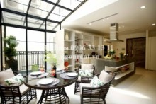 Serviced Apartments for rent in Phu Nhuan District -  Luxury serviced apartment 02 bedrooms for rent on Truong Quoc Dung street, Phu Nhuan District - 90sqm - 2000USD