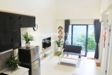 Apartment for rent in District 7 -  Masteri M-One Nam Sai Gon Building - Duplex apartment 02 bedrooms for rent on Be Van Cam street, District 7 - 60sqm - 780 USD( 18 Millions VND)