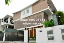 Villa for rent in District 2 - Smart and Luxury Villa with 03 bedrooms for rent in Nguyen Van Huong street, Thao Dien ward, District 2- 3200 USD