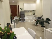 Brand new and nice serviced apartment 01 bedroom for rent on Tran Quang Khai street, Tan Dinh Ward, District 1 - 50sqm - 650USD