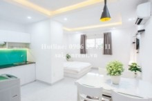Serviced Apartments for rent in District 1 - Nice studio serviced apartment for rent on Nguyen Thi Minh Khai street, District 1 - 35sqm - 580 USD ( 13.6 millions VND)
