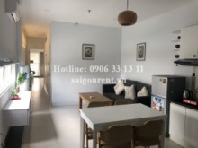 Serviced Apartments for rent in Binh Thanh District - Serviced apartment 02 bedrooms for rent on Huynh Man Dat street, Binh Thanh District - 70sqm - 800 USD