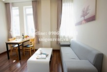 Serviced Apartments for rent in District 1 - Nice serviced apartment 01 bedroom with balcony for rent  on Dang Dung strreet in Center District 1 - 47sqm - 680 USD