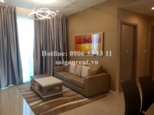 Apartment for rent in District 2 - Sadora Sala Building - Apartment 02 bedrooms on 18th floor for rent on Mai Chi Tho street - District 2 - 80sqm - 1300 USD