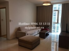 Apartment for rent in District 2 - The Vista Building - Apartment 02 bedrooms on 12th floor for rent on Ha Noi highway - District 2 - 90sqm - 1000 USD
