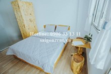 Serviced Apartments for rent in District 1 - Beautiful serviced apartment 01 bedroom for rent on Cong Quynh street, District 1 - 25sqm - 530USD( 12 millions VND)