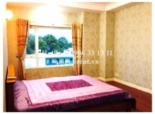 Apartment for rent in Phu Nhuan District - Advanced apartment for rent in Phu Nhuan Building, Hoang Minh Giam street, Phu Nhuan District: 1100 USD